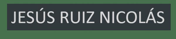 Blog Jesus Ruiz