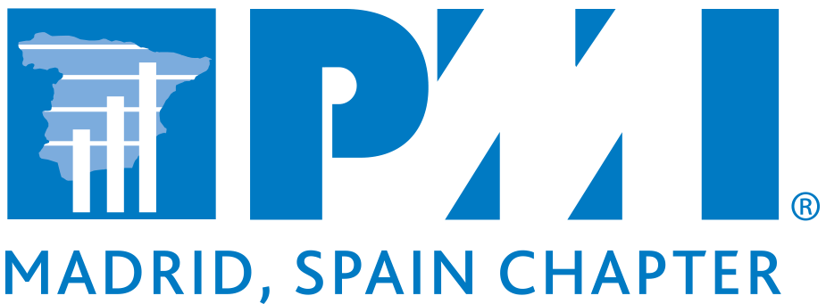 Logo PMI Madrid Spain Chapter
